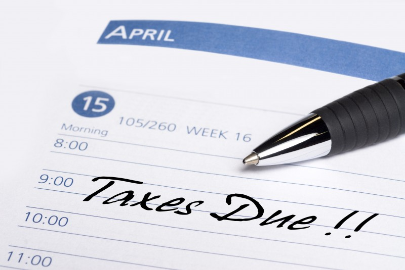 Tax Due Dates