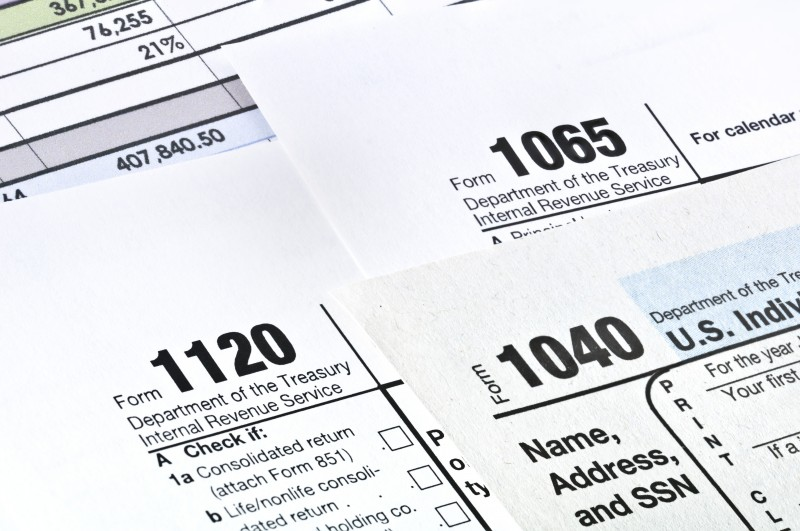 Tax Forms & Publications